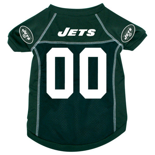 New York Jets Dog Jersey (Discontinued)