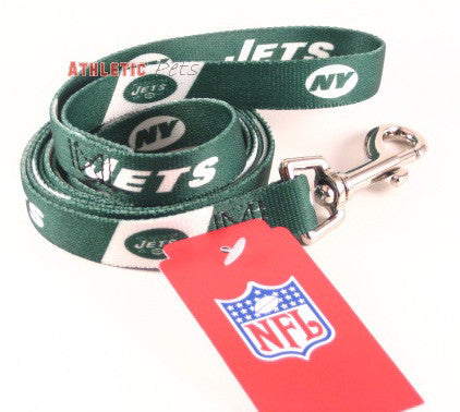 New York Jets Dog Leash (Discontinued)