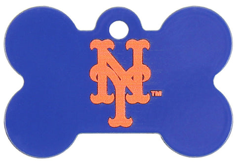 New York Mets Dog ID Tag