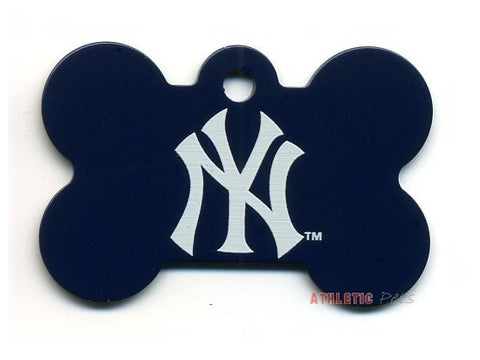New York Yankees Dog ID Tag