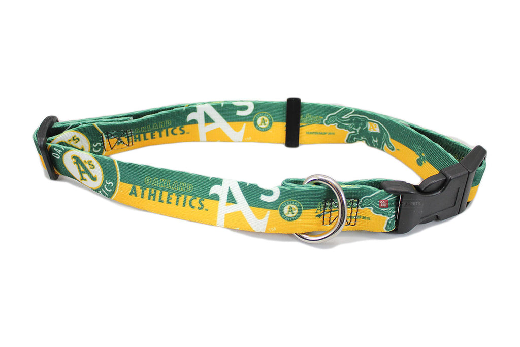 Oakland Athletics Dog Collar (Discontinued)