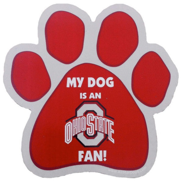 Ohio State Buckeyes Car Magnet