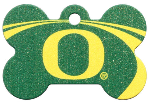 Oregon Ducks Dog ID Tag