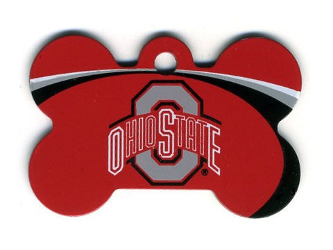 Ohio State Buckeyes Dog ID Tag