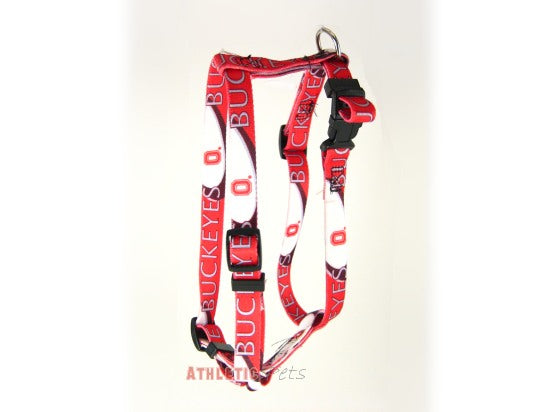 Ohio State Buckeyes Dog Harness (Discontinued)