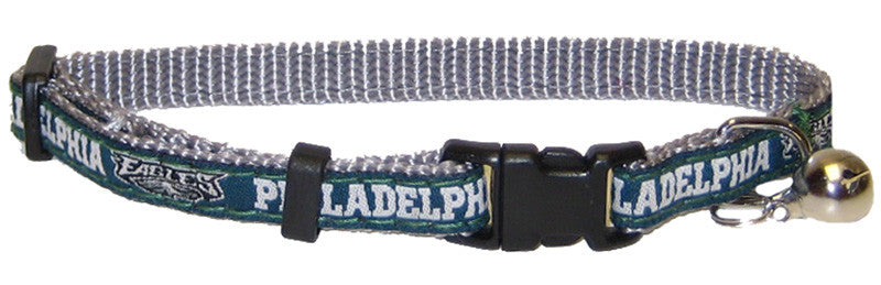 Philadelphia Eagles Cat Collar