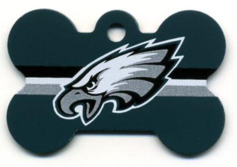 Philadelphia Eagles Dog ID Tag