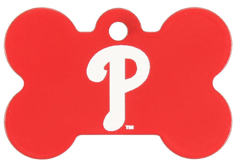 Philadelphia Phillies Dog ID Tag