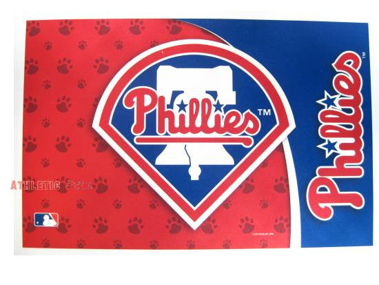 Philadelphia Phillies Dog Mat