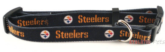 Pittsburgh Steelers Dog Collar 2 (Discontinued)