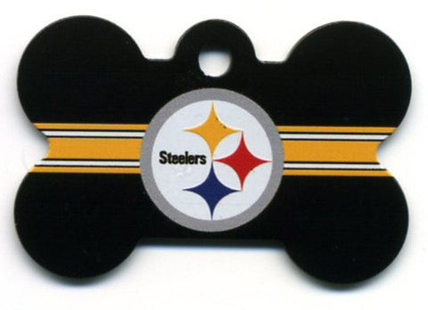 Pittsburgh Steelers Dog ID Tag