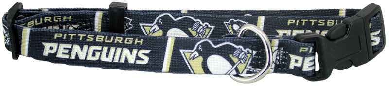 Pittsburgh Penguins Dog Collar (Discontinued)