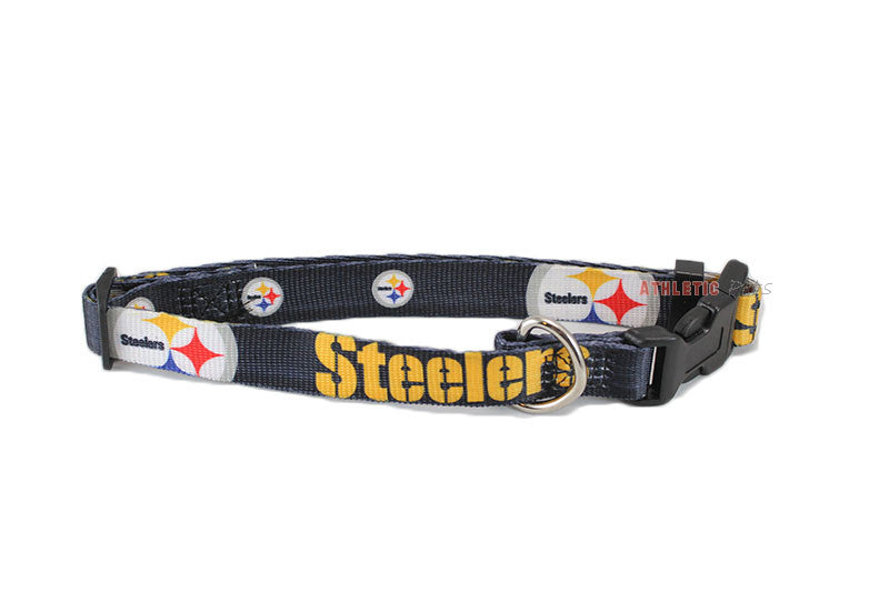Pittsburgh Steelers Dog Collar (Discontinued)