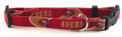 San Francisco 49ers Dog Collar 2 (Discontinued)