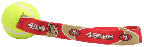 San Francisco 49ers Tennis Ball Toss Toy