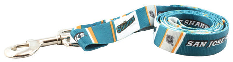 San Jose Sharks Dog Leash (Discontinued)
