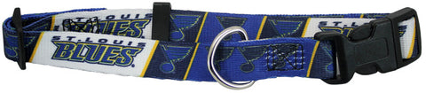 St. Louis Blues Dog Collar (Discontinued)