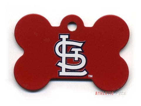 St. Louis Cardinals Dog ID Tag