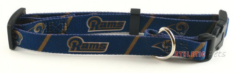 Los Angeles Rams Dog Collar (Discontinued)