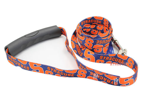 Syracuse Orange E-Z Lead Dog Leash