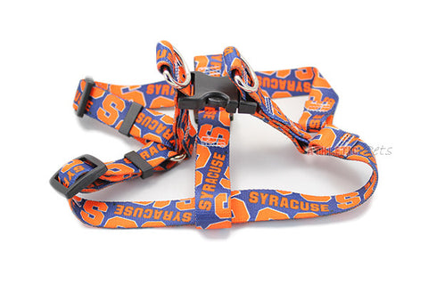 Syracuse Orange Step-In Harness