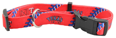 Texas Rangers Dog Collar (Discontinued)