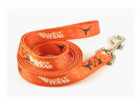 Texas Longhorns Dog Leash (Discontinued)