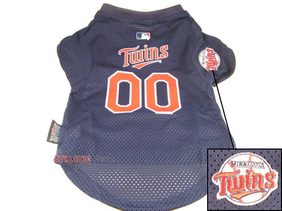 Minnesota Twins Dog Jersey 2 (Discontinued)