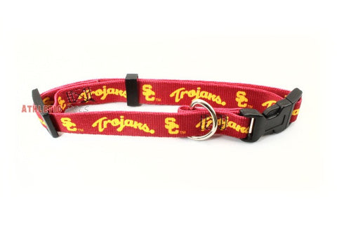 Southern California Trojans Dog Collar 2 (Discontinued)