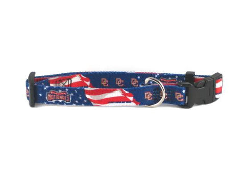 Washington Nationals Dog Collar (Discontinued)