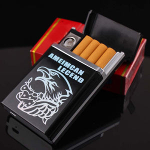Rechargeable Usb Lighter - Gothic Avenue