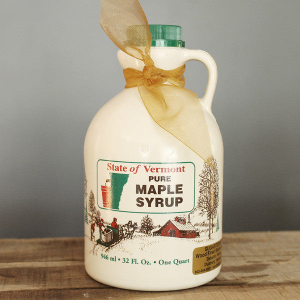 Maple Syrup 1 Quart Jug