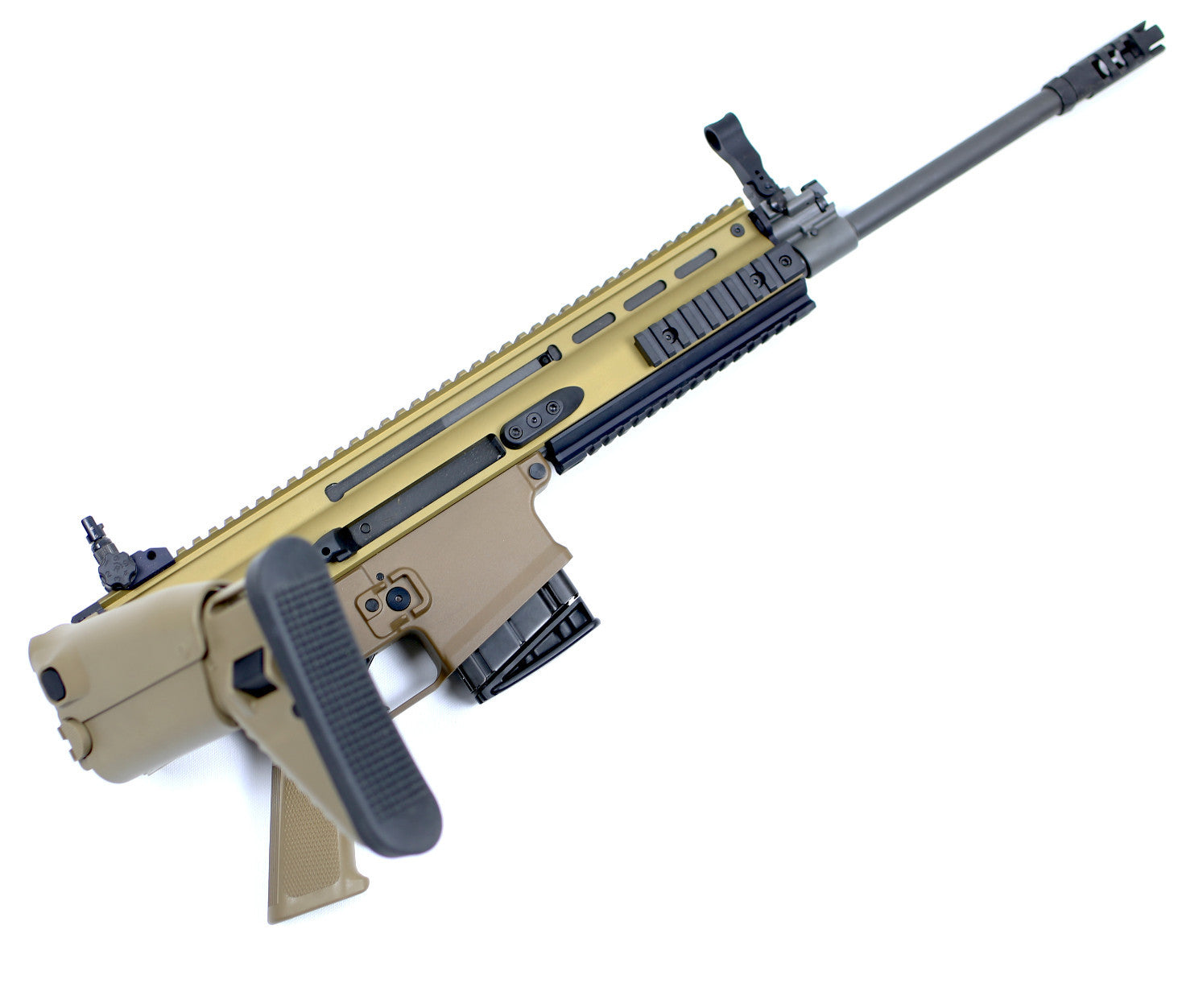ny ca fixed mag fn scar 17 jerrys firearms. Black Bedroom Furniture Sets. Home Design Ideas