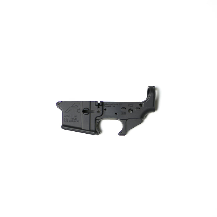 Aero Precision Stripped Receiver 5.56