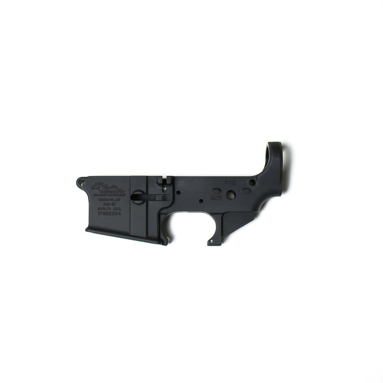 Anderson Stripped Receiver 5.56