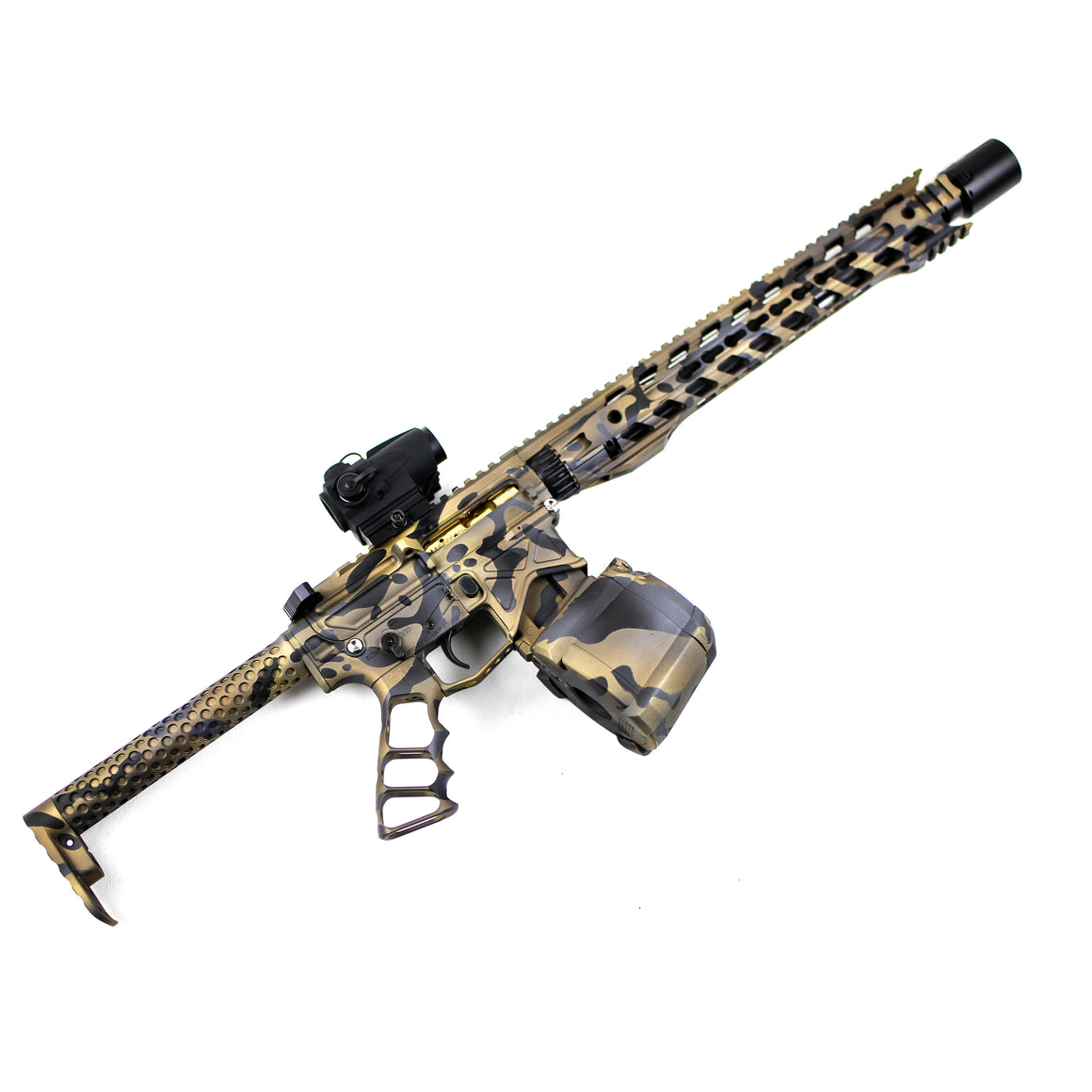 Battle Arms Golden Camo AR-15