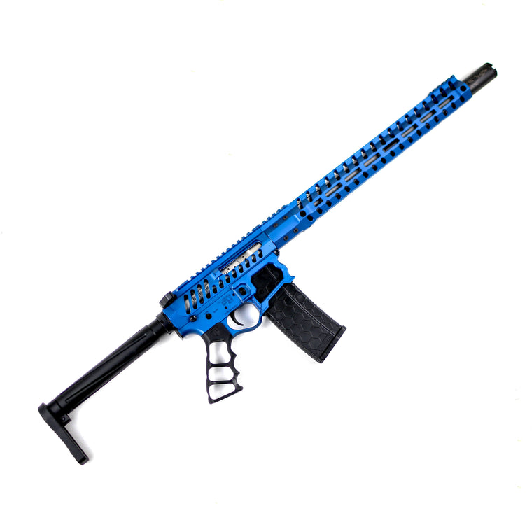 Electric Blue F-1 AR-15