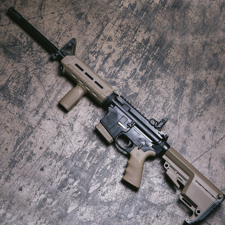 Enhanced S&W MPII AR-15