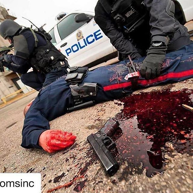 CTOMS Police Officer Down™ (POD™) Survival Course