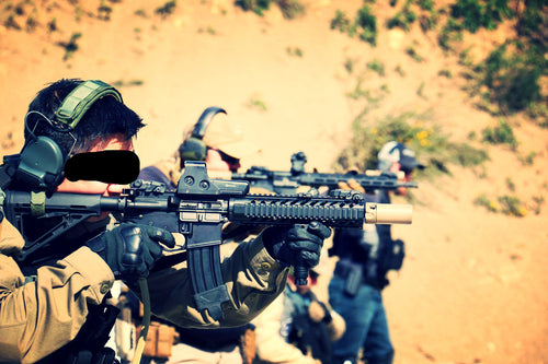 SF Tactical Shooting Package 1 - Rifle