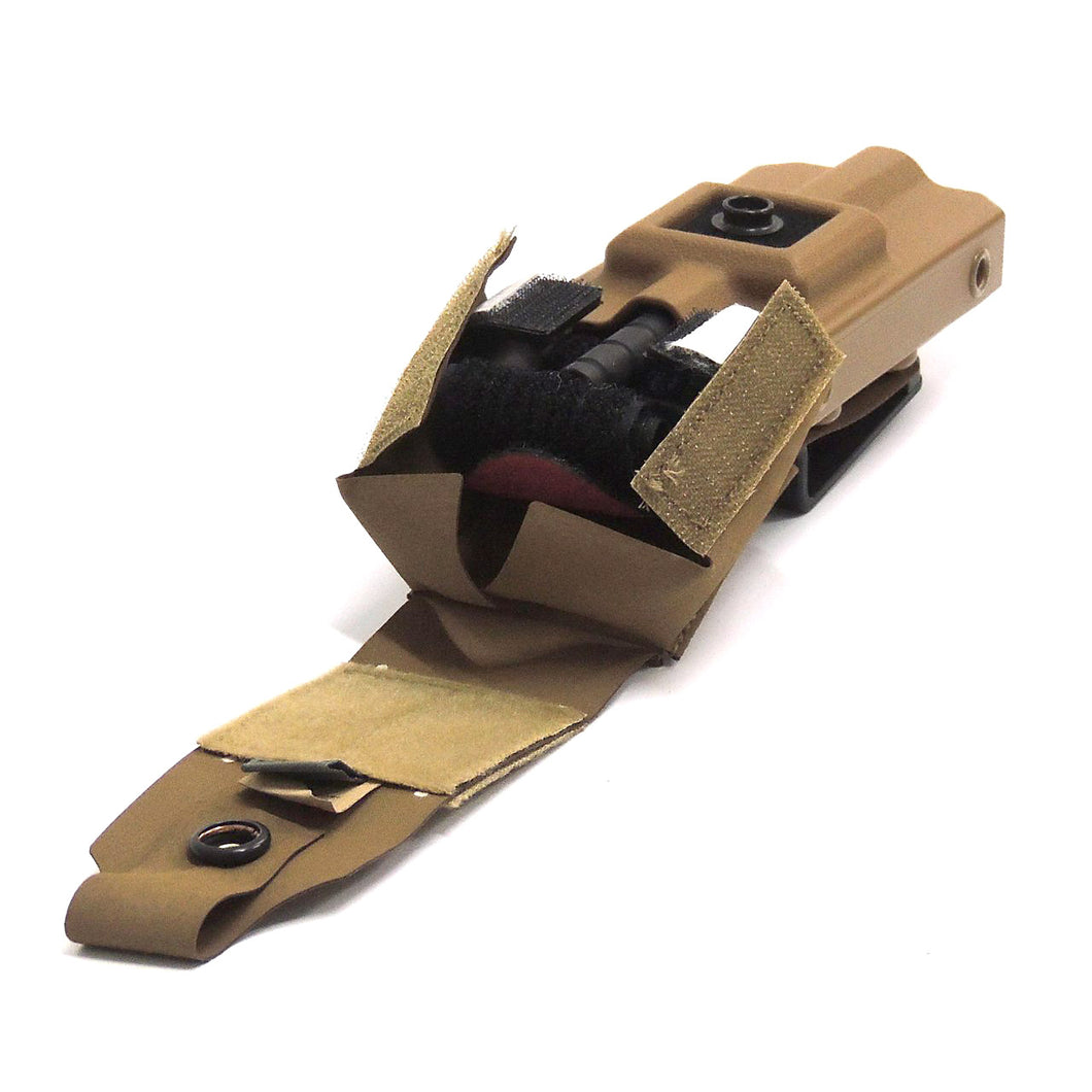 Rigid TQ CAT Case Jacket GEN 7 Coyote Brown