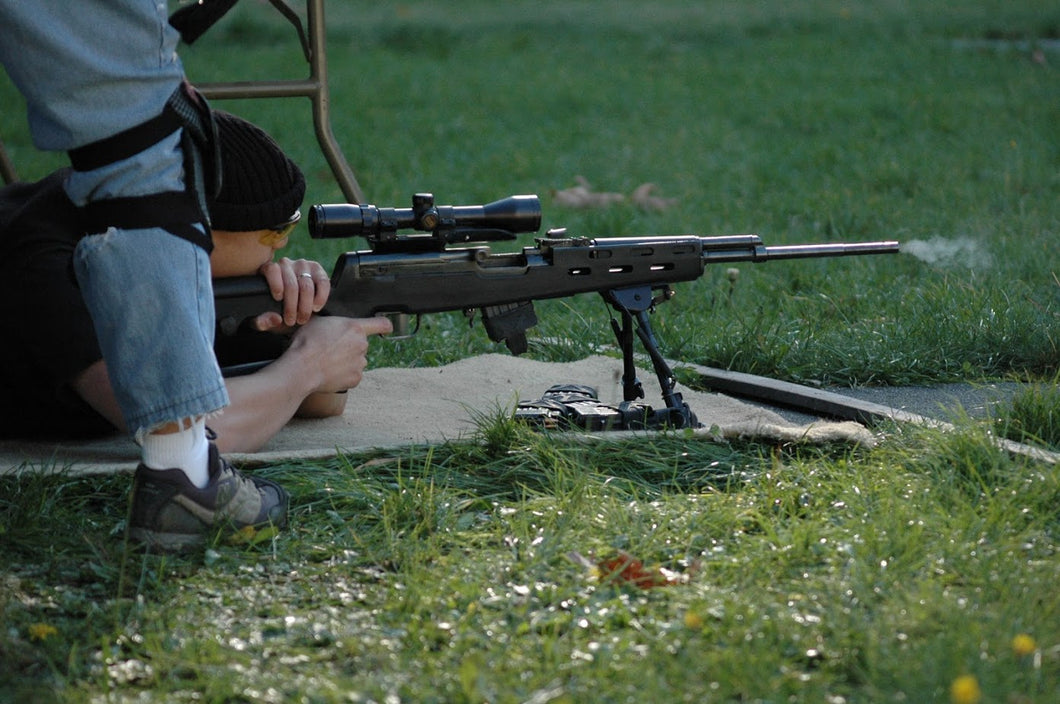 Intermediate Range | Advanced Marksmanship (IRAM)