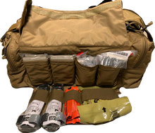 VFAK - VEHICLE FIRST AID KIT with BAG