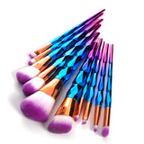 Unicorn Makeup Brush Sets