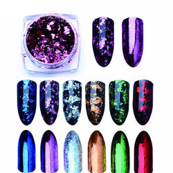 Sequin Nail Flakes