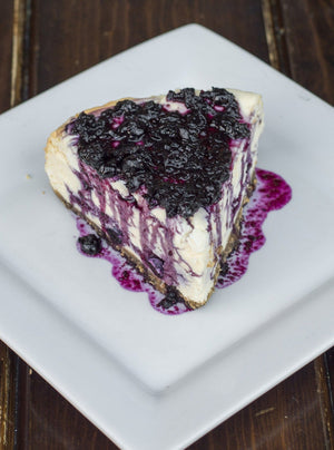 Cheesecake Blueberry