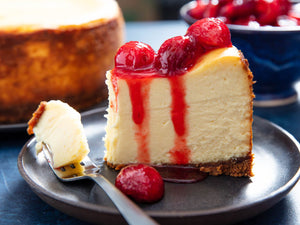 Cheesecake New York (Completo)