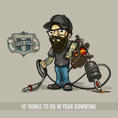 10 Things To Do In Your Downtime