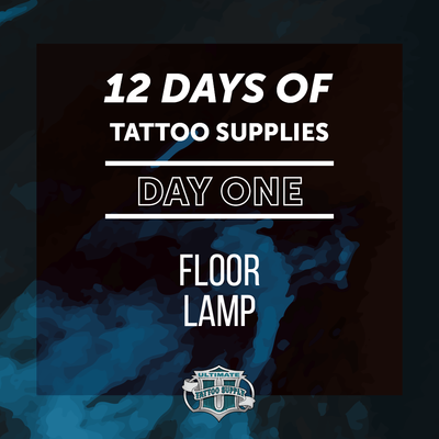 The 12 Days of Tattoo Supplies - Day 1