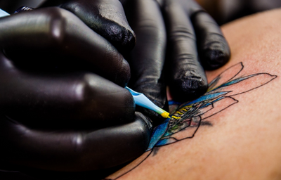 Four Things to Avoid After a New Tattoo